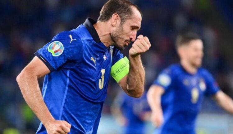 EURO 2021: Η...«σπόντα» του Κιελίνι για την παρουσία της Αγγλίας στον τελικό