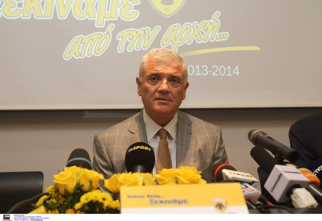 8 χρόνια Μελισσανίδης: Οι ρεπόρτερ της ΑΕΚ γράφουν στο enwsi.gr για τα πεπραγμένα