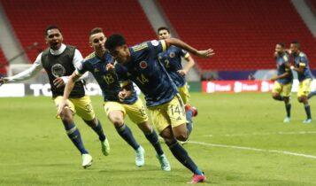 Copa America: Στην τρίτη θέση η Κολομβία με πρωταγωνιστή τον Ντίας, 3-2 το Περού (VIDEO)
