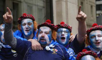 EURO 2021: Το προκλητικό πρωτοσέλιδο των Σκωτσέζων που θέλουν τους Ιταλούς νικητές του τελικού