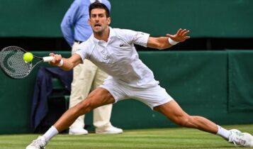 Ο Τζόκοβιτς θέλει να ξεπεράσει τον Μποργκ σε κατακτήσεις Wimbledon