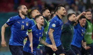 EURO 2021: Αναστάτωση στην Εθνική Ιταλίας με τρία θετικά κρούσματα κορωνοϊού
