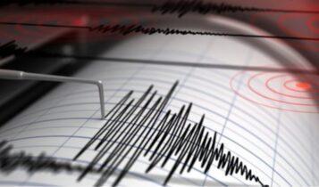 Σεισμός: Δείτε ποιά περιοχή ταρακουνήθηκε
