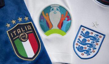 EURO 2021: Οι ενδεκάδες του μεγάλου τελικού (VIDEO)