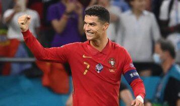 EURO 2021: Πρώτος σκόρερ της διοργάνωσης ο Ρονάλντο! (VIDEO)