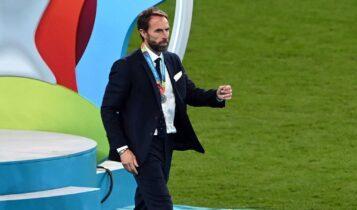 EURO 2021-Σάουθγκεϊτ: «Θέλω να παραμείνω και στο Κατάρ το 2022»