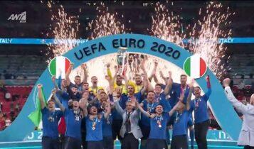 EURO 2021- Ιταλία: Η πορεία των πρωταθλητών Ευρώπης στη διοργάνωση (VIDEO)