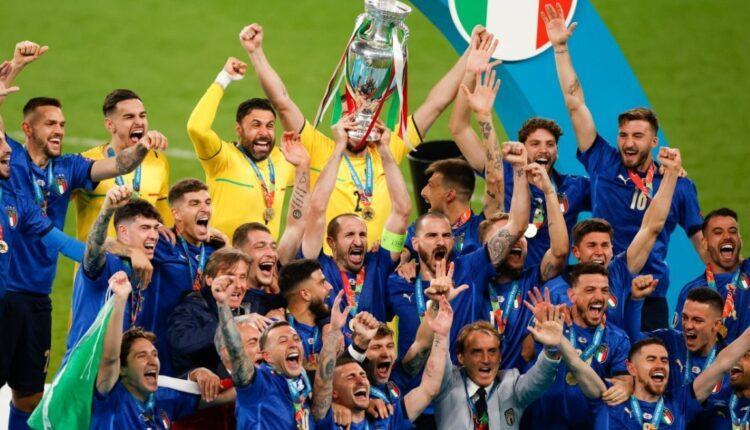 EURO 2021: Τα καλύτερα στιγμιότυπα του επικού ματς του Ιταλία-Αγγλία (VIDEO)