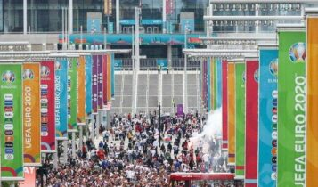 EURO 2021 - Αγγλία: 86 συλλήψεις μετά τον τελικό (VIDEO)