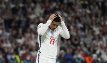 EURO 2021: Η όμορφη κίνηση στήριξης της Αγγλίας σε Ράσφορντ, Σάντσο και Σάκα με ένα μοναδικό σκίτσο (ΦΩΤΟ)