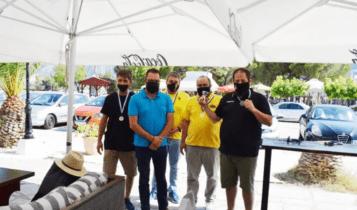 ΑΕΚ: Στην 2η θέση στην Επίδαυρο το σκακιστικό τμήμα