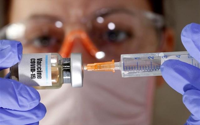 Κορωνοϊος: Στις ΗΠΑ εξετάζεται αν χρειάζεται τρίτη δόση εμβολίου και τον κίνδυνο σοβαρών παρενεργειών