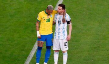 Copa America 2021: Η καλυτερη ενδεκάδα του τουρνουά (ΦΩΤΟ)