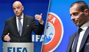 Νέα αυστηρή σύσταση των FIFA και UEFA στην ΕΠΟ!