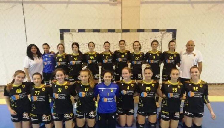 ΑΕΚ: Στην Κοζάνη για το Final-6 οι Νεάνιδες στο χάντμπολ!