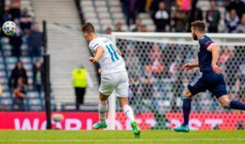 Euro 2021: Κορυφαίο το γκολ του Σικ (VIDEO)