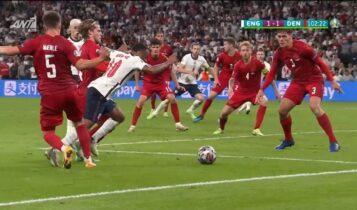 EURO 2021-O VARίστας του Αγγλία-Δανία για το πέναλτι: «Αυστηρή απόφαση, αλλά έπρεπε να στηρίξω τον Μάκελι» (VIDEO)