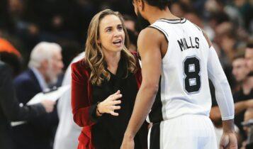 Οι παίκτες του NBA πιέζουν τις ομάδες τους για γυναίκα head coach!