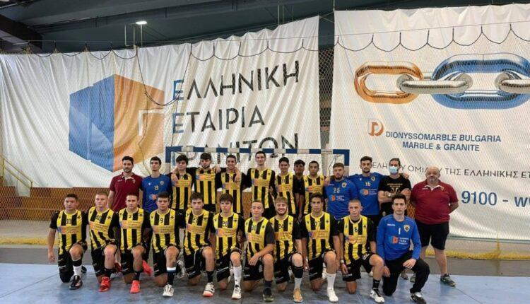 AEK: Στη Δράμα για τον τίτλο οι Έφηβοι του Αλέξη Αλβανού!
