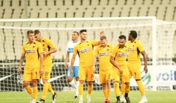 ΑΕΚ σοβαρή και έτοιμη για Ευρώπη, με σούπερ Λιβάι άνετο 3-0 επί του Απόλλωνα Λεμεσού!