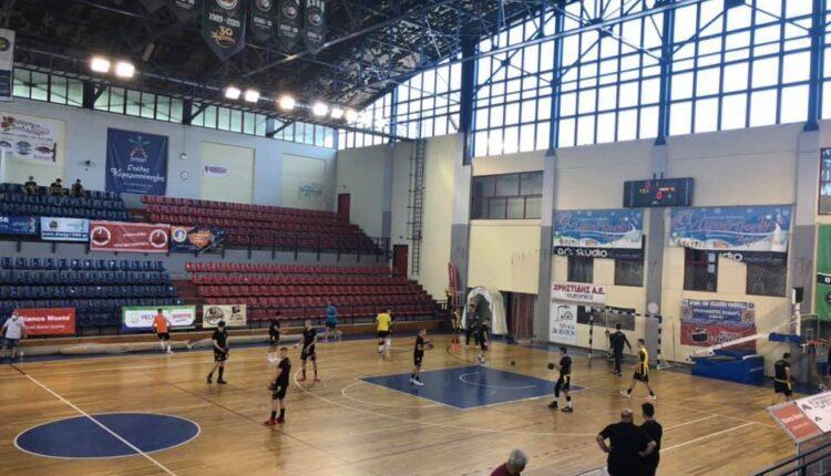 ΑΕΚ: Ήττα από την Δράμα (34-40) στην πρεμιέρα του Πανελλήνιου πρωταθλήματος για τους Εφήβους!
