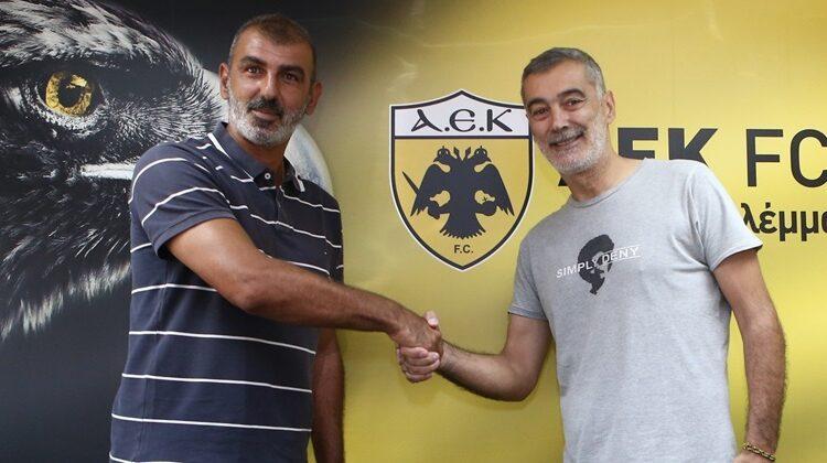 Επίσημο: Ο Οφρυδόπουλος προπονητής στην ΑΕΚ Β'!