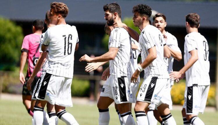 Νίκη ΠΑΟΚ με την Σαρλερουά (2-0) με σκόρερ Ολιβέιρα! (VIDEO)