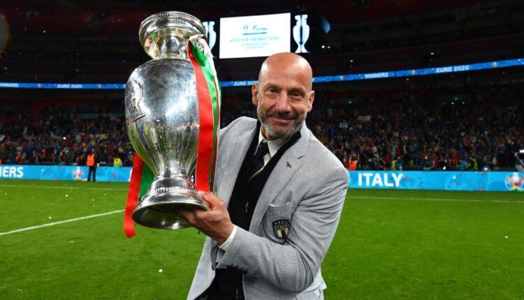 EURO 2021: Μοναδικός Βιάλι, είχε γυρισμένη την πλάτη στα πέναλτι του τελικού (VIDEO)