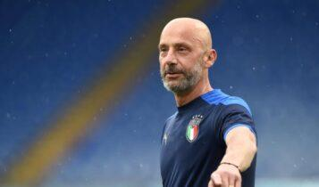 EURO 2021: Η συγκινητική ομιλία του Βιάλι στους παίκτες της Ιταλίας πριν τον τελικό (VIDEO)
