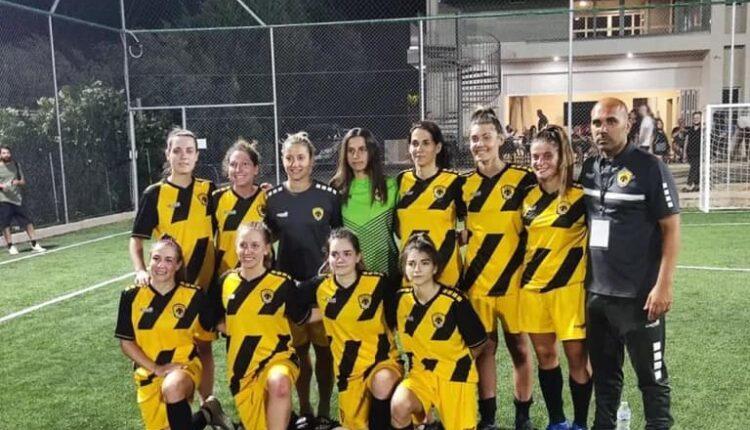 ΑΕΚ: Άτυχη στον τελικό η γυναικεία ομάδα Futsal- Κατέκτησε στην 2η θέση στο πρωτάθλημα