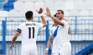 Εθνική Ελλάδας: Στο ΟΑΚΑ οι αγώνες με Ισπανία και Κόσοβο