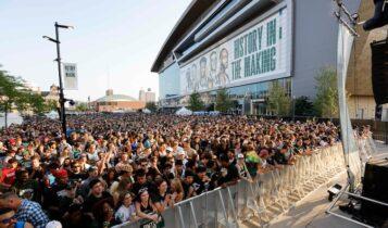 Οι Μπακς θα έχουν... πάνω από 65.000 κόσμο έξω από το γήπεδο στο Game 6!