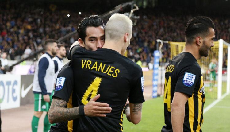 Η ΑΕΚ τρέχει να δηλώσει Βράνιες-Αραούχο στην UEFA!