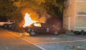 Κύπρος: Η στιγμή της επίθεσης στον τηλεοπτικό σταθμό ΣΙΓΜΑ (VIDEO)