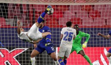 UEFA: Οι υποψηφιότητες για το γκολ της χρονιάς