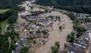 Γερμανία: Αυξάνεται ο αριθμός των νεκρών από τις πλημμύρες (VIDEO)