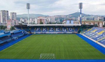Βελέζ-ΑΕΚ: Μέχρι 7.000 θεατές στο «Grbavica Stadium»