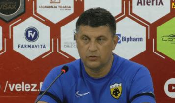 Μιλόγεβιτς: «Δεν χρειάζεται να πω τι περιμένουμε όλοι από την ΑΕΚ» -Τι είπε για Αραούχο, Βράνιες και Λε Ταλέκ