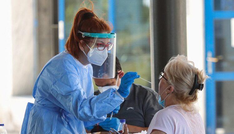 Κορωνοϊός: 2.972 κρούσματα, 3 νέοι θάνατοι και 125 διασωληνωμένοι