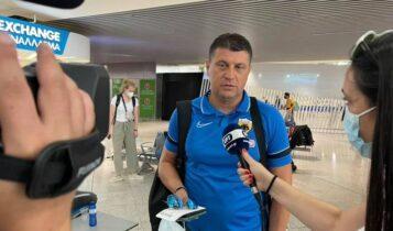 Μιλόγεβιτς για το Βελέζ-ΑΕΚ: «Κάθε παιχνίδι είναι ένας τελικός, χρειάζεται μεγάλη προσοχή» (ΦΩΤΟ)