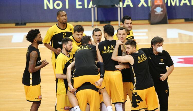 ΑΕΚ: Ξεκινά 2 Οκτωβρίου η Basket League, 6 Σεπτέμβρη η κλήρωση