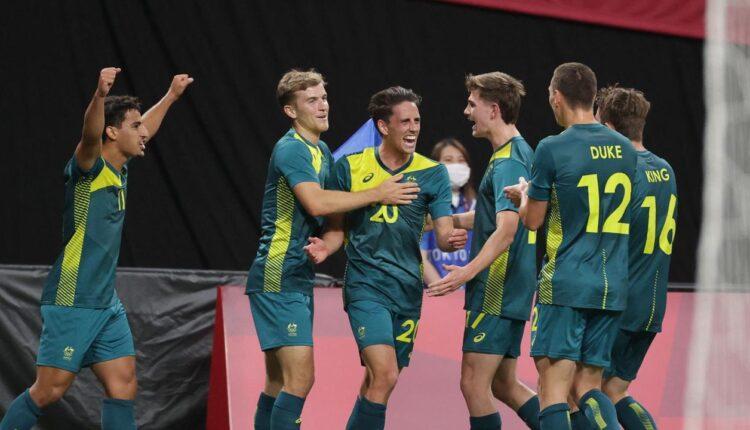 Ολυμπιακοί Αγώνες: Σοκαριστική ήττα της Αργεντινής από την Αυστραλία με 0-2