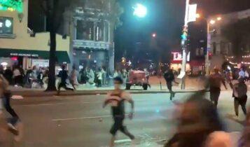 Πυροβολισμοί στο Μιλγουόκι με τρεις τραυματίες μετά τη νίκη των Μπακς! (VIDEO)