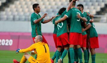 Ολυμπιακοί Αγώνες: Βαριά ήττα της Γαλλίας από το Μεξικό με 4-1