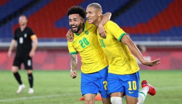Ολυμπιακοί Αγώνες: Με τρομερό Ριτσάρλισον κέρδισε η Βραζιλία (4-2) την Γερμανία