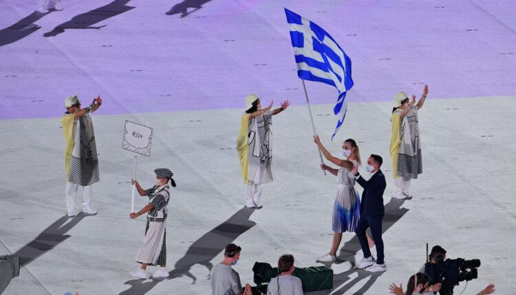 Ολυμπιακοί Αγώνες - Πετρούνιας:  «Αισθάνομαι υπερήφανος και ελπίζω να φανώ αντάξιος αυτής της σημαίας»