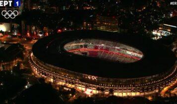 Ολυμπιακοί Αγώνες: Ενός λεπτού σιγή στην Τελετή Εναρξης εις μνήμη όσων έχουν χαθεί (VIDEO)