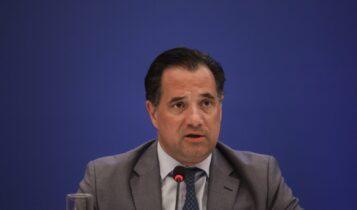 Γεωργιάδης: «Ενδέχεται να απαγορευθεί η είσοδος των ανεμβολίαστων στο λιανεμπόριο»