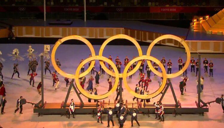 Ολυμπιακοί Αγώνες: Το εντυπωσιακό θέαμα της έναρξης (VIDEO)