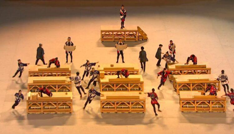 Ολυμπιακοί Αγώνες: Φαντασμαγορικό σόου στην τελετή έναρξης  (VIDEO)